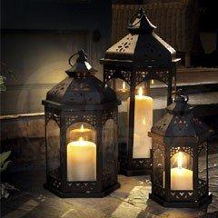 Zanzibar Lantern Set