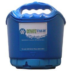 Handheld Spreader with 2kg of Enviro Thaw De-icer