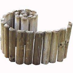 FSC Pine Natural Log Roll 1.8m x 0.30m