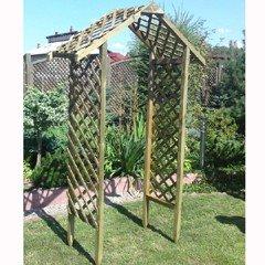FSC Value Garden Arch