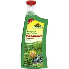 Neudorff Superfast & Long Lasting Weedkiller Concentrate - 1 Litre