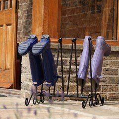 Tom Chambers Boot Rack Stand Large