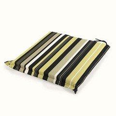 Greenfingers Folding Armchair Cushion in Mojito - 42.5 x 40cm