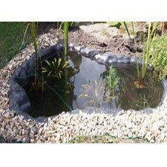 Bermuda Pre-Formed Pond - Beach 172 litres