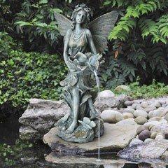 Bermuda Honeysuckle Pond Fairy