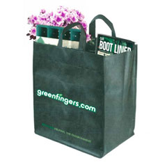 Greenfingers.com Large Reusable Shopping Bag