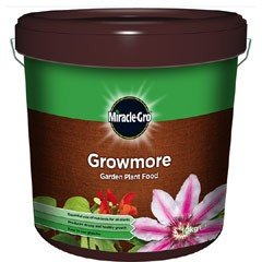 Miracle-Gro Growmore Garden Plant Food 10 kg