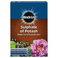 Miracle-Gro Sulphate of Potash Fruit & Flower Enhancer 1.5kg