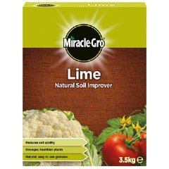Miracle-Gro Lime Soil Improver 3.5kg