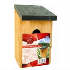 Wooden Wild Bird Nesting Box