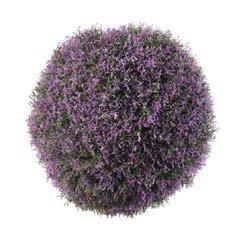 Gardman Topiary Ball Purple Heather Effect