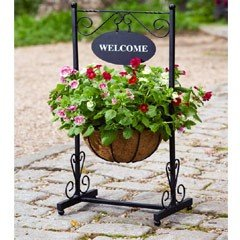 Gardman Welcome Planter 91cm high