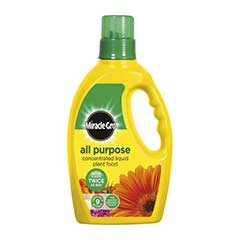 Miracle-Gro All Purpose Concentrated Liquid Plant Food 1 Litre