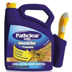 Pathclear Gun! Ready to Use Weedkiller - 5 Litre