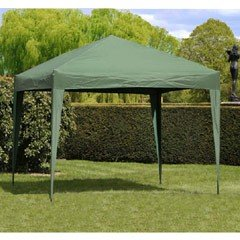 Camelot Easy Up Gazebo - 3x3M Olive