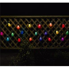 Smart Solar Party Lights - Colour Changing