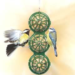 Jacobi Jayne Basketball Bird Feeder