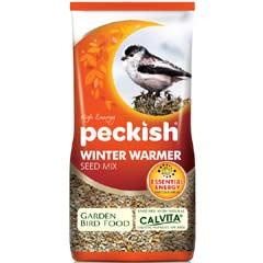 Peckish Wild Bird Seed Winter Warmer Mix 2kg