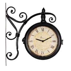 Rowington Station Clock