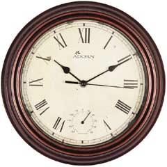 Drayton Clock & Thermometer