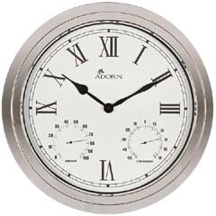 Broadwell Clock & Weather Station