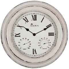 Stretton Clock & Weather Station