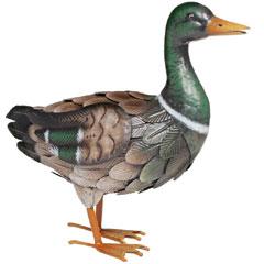 Metal Bird - Duck
