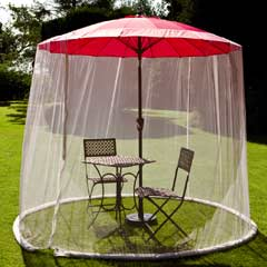 Parasol Screen Mesh Surround