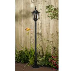 Smart Solar Kingston Solar Lamp Post 1.3m