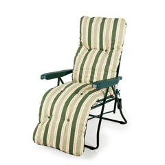 Ellister Tubular Padded Relaxer - Milan Stripe