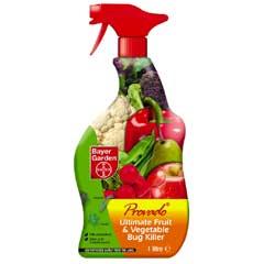 Provado Ultimate Fruit & Vegetable Bug Killer 1 Litre