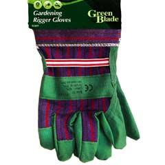 Men's Rigger Gardening Gloves Size 10