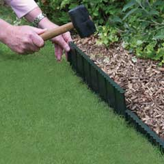 Bosmere Flexi Edge Lawn Edging 0.55m