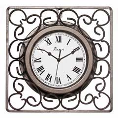 Adorn Kingsbury Scroll Clock
