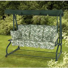 Cotswold Leaf Bed Swing Seat Hammock