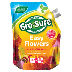 Westland Gro-Sure Easy Flowers Bright Mix 1.5kg