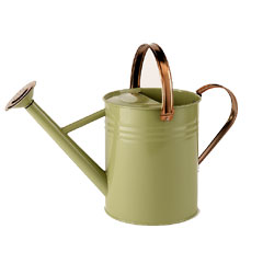 Gardman Metal Watering Can - 4.5Ltr