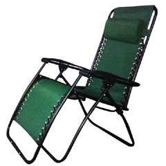 Reclining Chair - Green