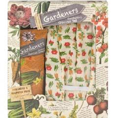 Heathcote & Ivory Gardeners Gardening Gloves Set