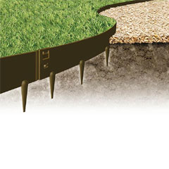 Everedge Classic Lawn Edging - L5m x H10cm