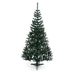 Christmas Cedar Green Fir Tree - 6ft