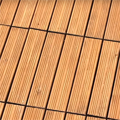 Kingfisher Easy Click Wooden Deck Tiles - 9 Pack