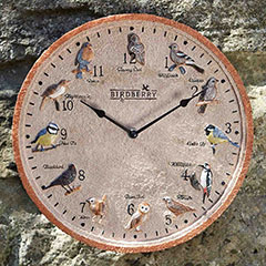 Image of Smart Garden Birdberry Clock