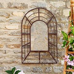 Smart Garden Pergola Garden Mirror - 75cm