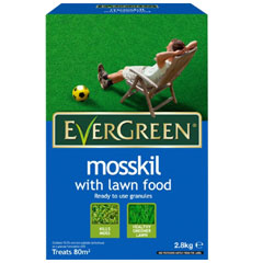 Evergreen Mosskil with Lawn Food 2.8kg