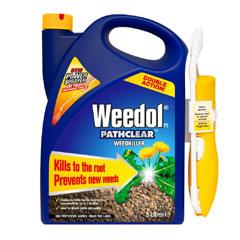 Weedol Pathclear Power Spray Gun 5 Litre