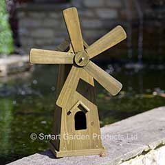 Woodland Windmill - 42cm Height