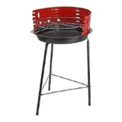 Round Charcoal BBQ - 53.5cm Height