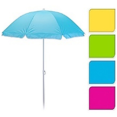 Verdigris Beach Umbrella - 152cm Diameter