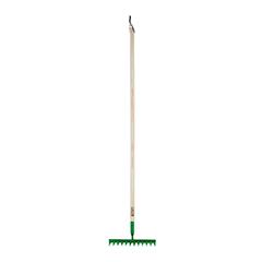 Gardeners Mate FSC Steel Soil Rake - 140cm